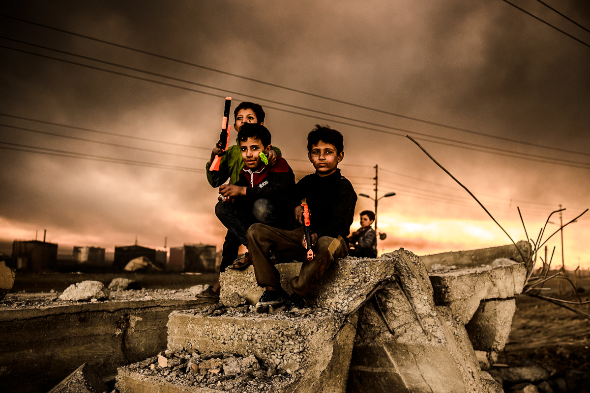 Near Dark: The Children of Iraq.