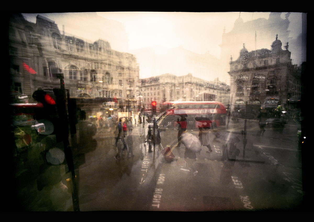 ECLECTIC - LONDON IN THE RAIN 2
