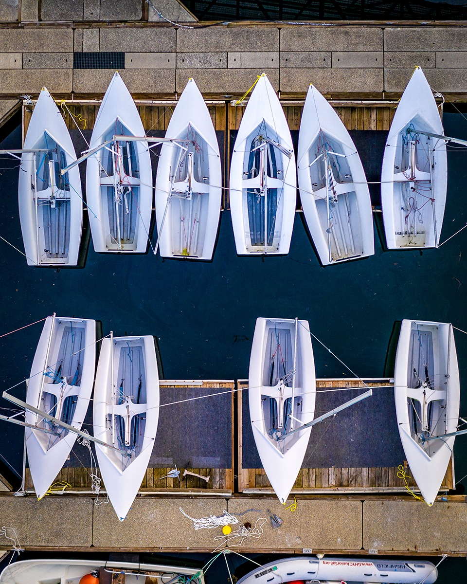 Sailboat Dinghy's