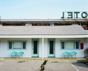Motel, Hampton Beach New Hampshire