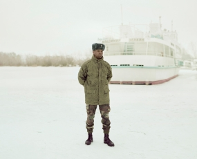 Jose, 24 from Angola - from the series 'COLD WAR'