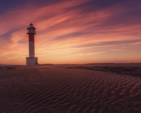 The Lighthouse of the Sands