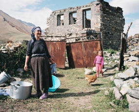 Daily life in Truso valley