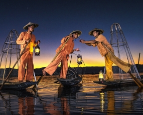 The culture of fishermen